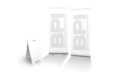 BPI Printing Services - Banners & Display Systems