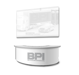 BPI Printing Services - Indoor Signage